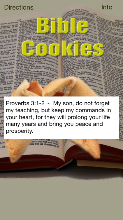 Bible Cookies screenshot-1