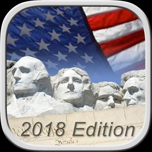 US Citizenship Test 2018 USCIS