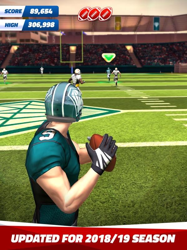 Flick Quarterback 19 Online Hack Tool