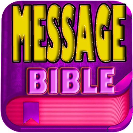 The Message Bible MSG Audio