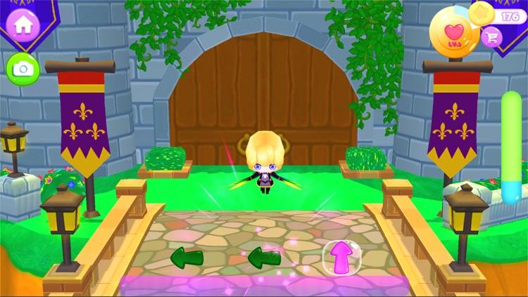 魔法公主:公主换装游戏 screenshot-8