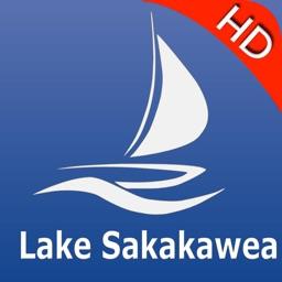 Sakakawea lake GPS Charts Pro