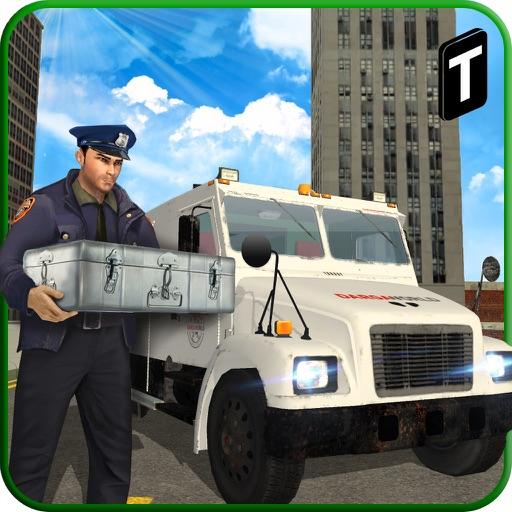 Cash-in-Transit Van Simulator