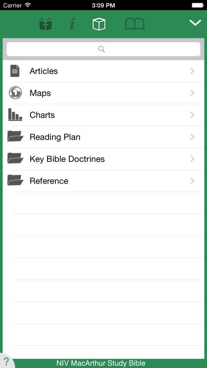 NIV MacArthur Study Bible