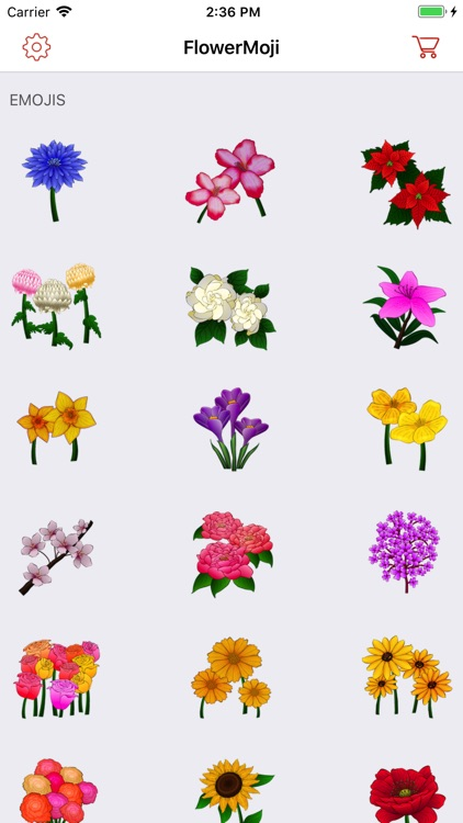 FlowerMoji (Official)