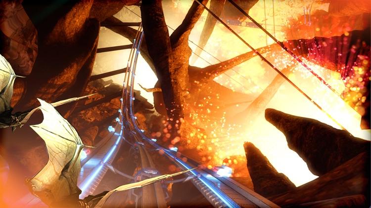 Gravity Train VR screenshot-3