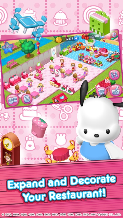 Hello Kitty Food Town screenshot-3