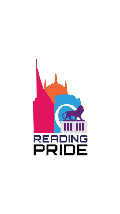 Reading Pride screenshot one