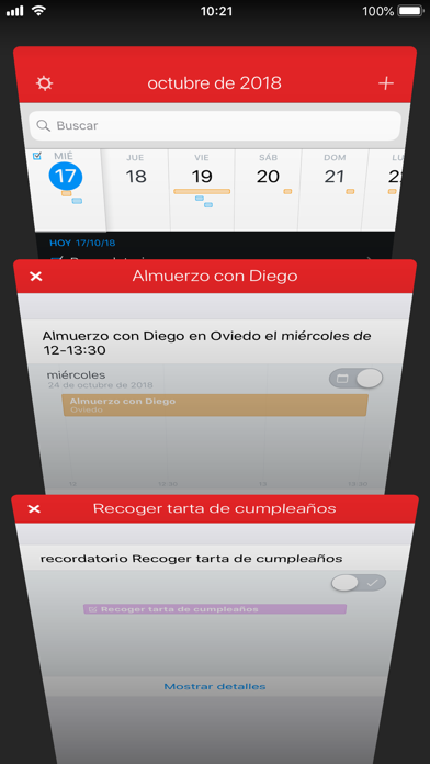 download Fantastical 2 para iPhone apps 3