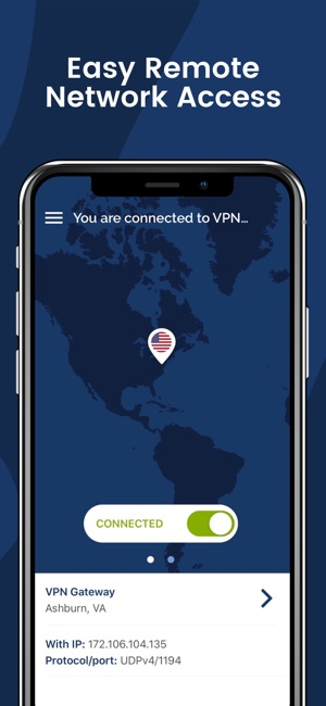 OpenVPN Connect on the App Store