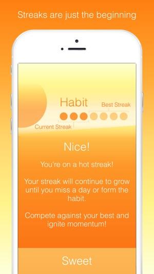 Better Habits: Habit Tracker Screenshot