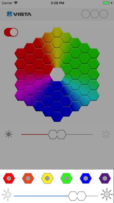 Vista RGB screenshot two