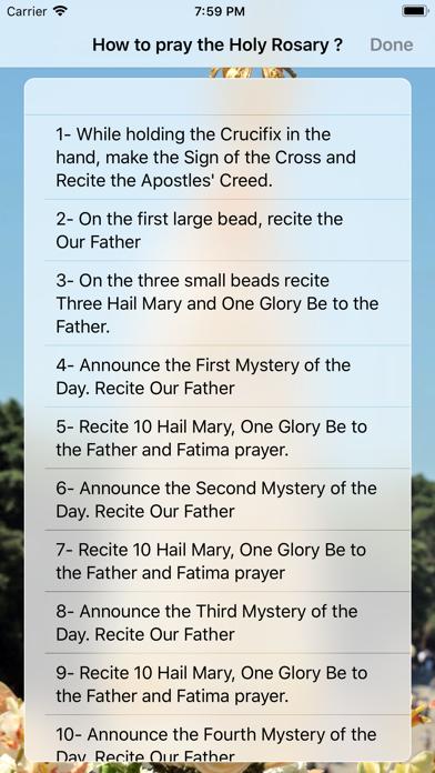 The Holy Rosaryのおすすめ画像3