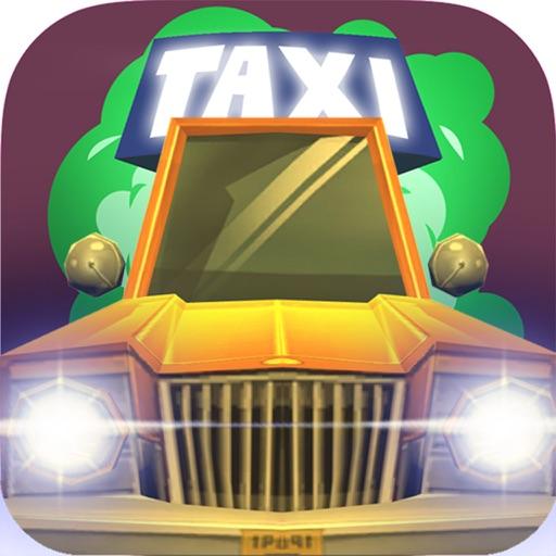 Taxi Driver 3D City