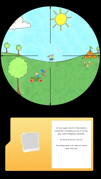 Doodle Sniper: Shooting Game