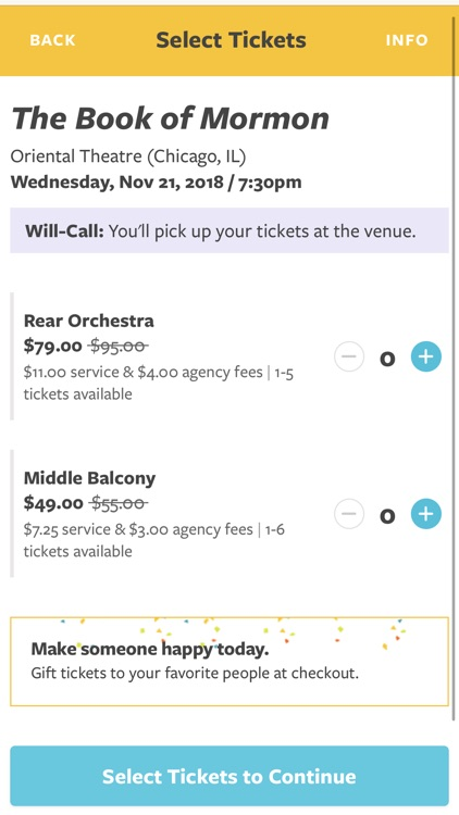 50% Off Chicago Events & Shows screenshot-5