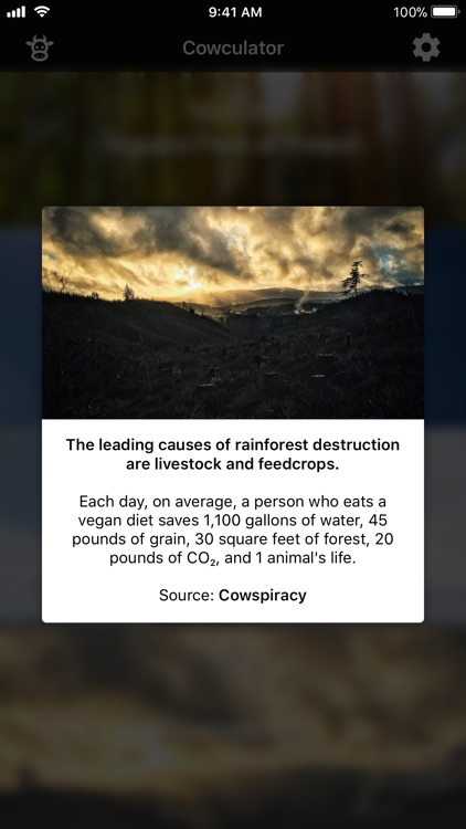 Cowculator - Friends, Not Food
