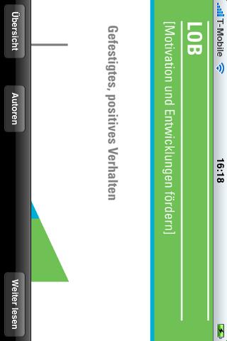 Screenshot of Der Führungskräfte Coach