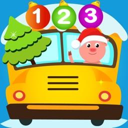 Игры для детей, малышей: Цифры