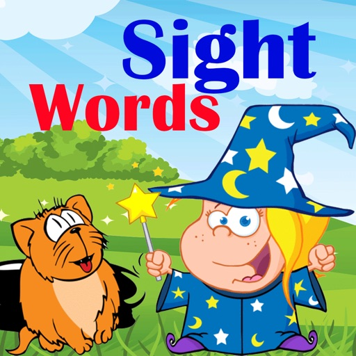 100 Sight Words Learning Games iOS App