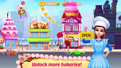 My Bakery Empire screenshot 5