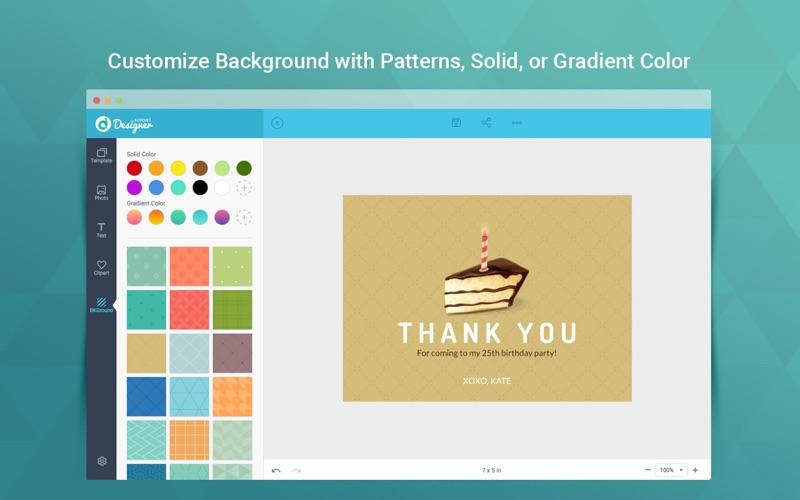 FotoJet Designer Screenshots