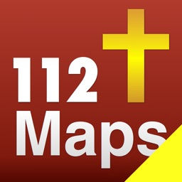 112 Bible Maps with Commentaries Easy