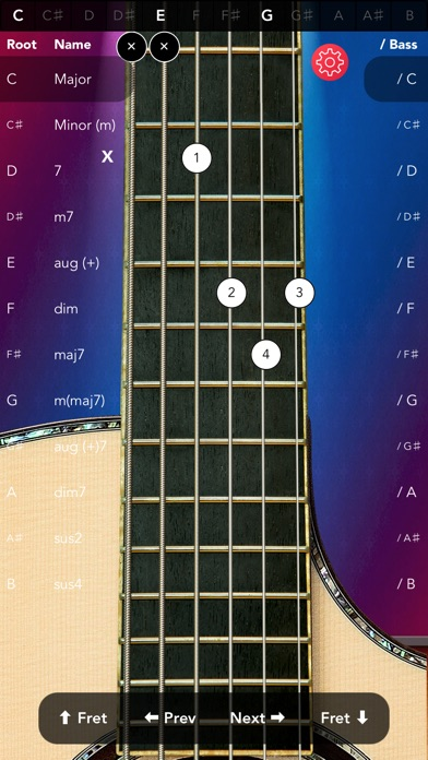 Guitar Chords Max By Keynote Star Inc Music Audio Category