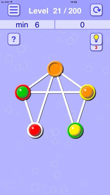 Balls Line Holes: Logic Game screenshot-5