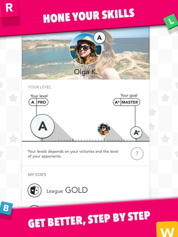 Wordox - Multiplayer word game Скриншоты11