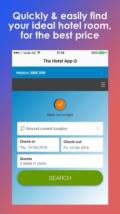 Hotel Booking Advisor & Finder