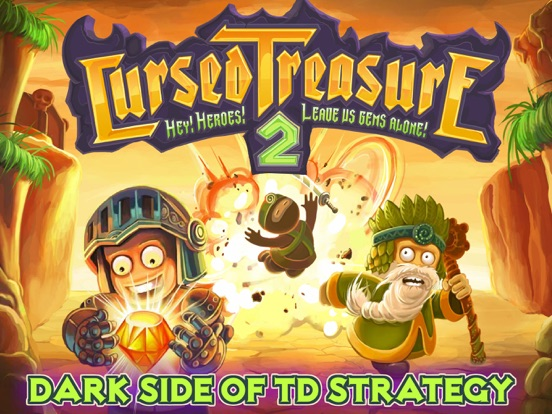Cursed Treasure 2 на iPad