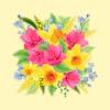 Loving Flower Stickers