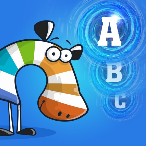 Zebrainy ABC Game for Toddlers