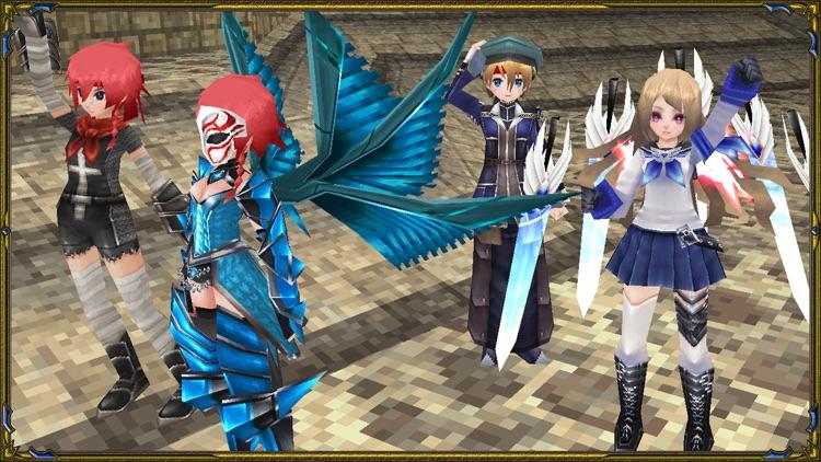 RPG イルーナ戦記オンライン screenshot-3