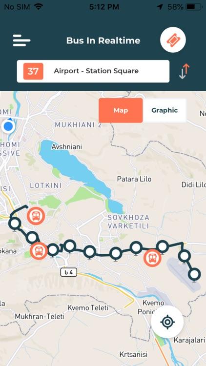 Tbilisi Transport screenshot-7