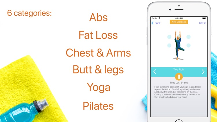 5 Minute Home Workout