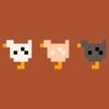 Chicken Chomp Stickers