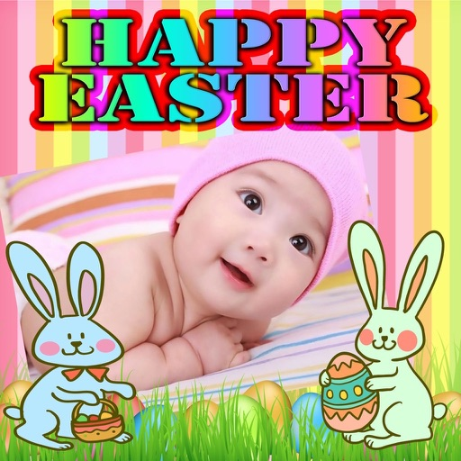 Happy Easter Photo Frames :)