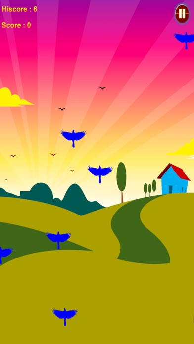 Flying Birds With Math Trivia screenshot 1