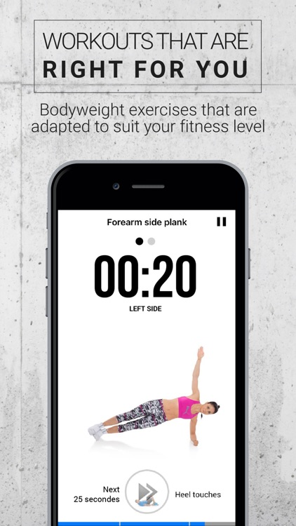 FizzUp - Workouts & Nutrition