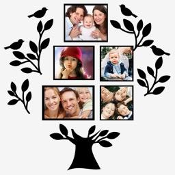 Family Tree: Photo Frames
