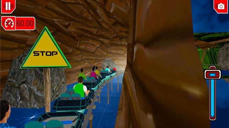 Roller Coaster Adventure 3D screenshot-5