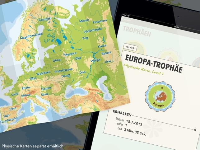 Unsere Welt im App Store
