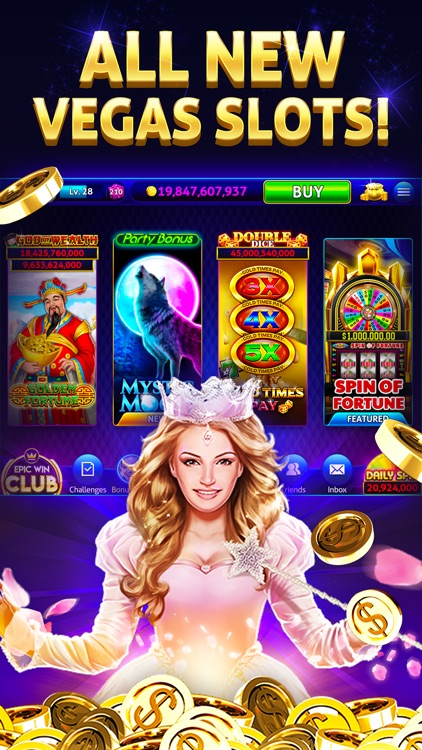 Club Vegas - NEW Slots Casino screenshot-0