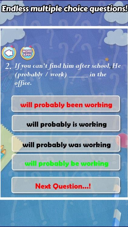 Grammar and Vocabulary Quiz by osama alqattan
