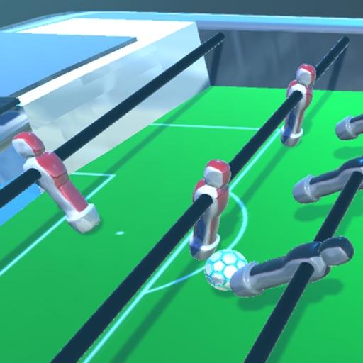 Table Soccer Foosball Pro