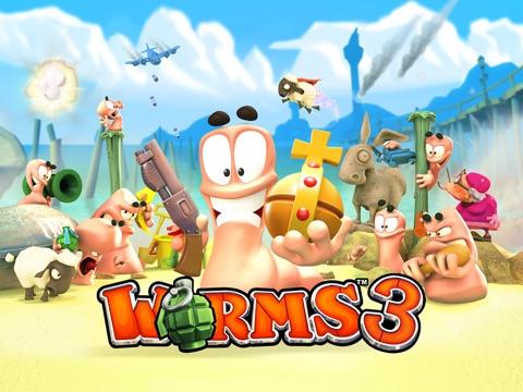 Screenshot #4 pour Worms3