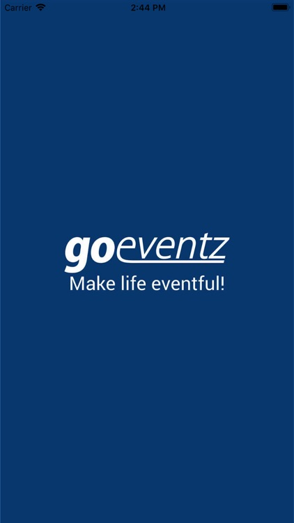 Local Events Finder - Goeventz