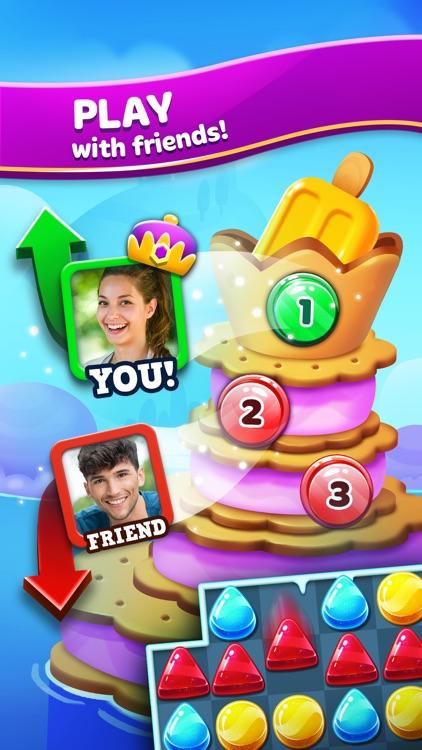 Frozen Frenzy Mania screenshot-3